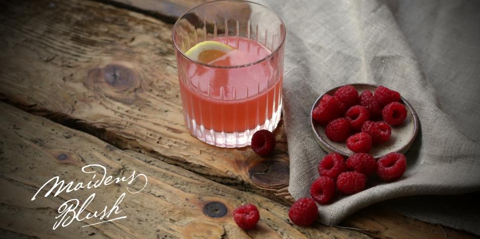 Cocktail maiden's blush pernod Absinthe